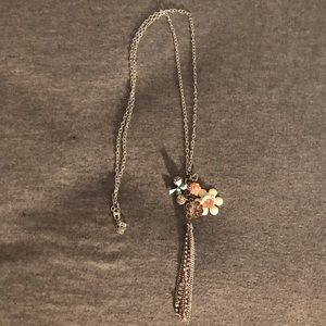 Long girly necklace